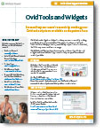 Ovid Tools and Widgets