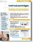 Ovid Tools and Widgets