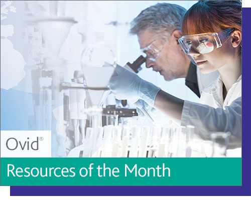 This Month's Resources of the Month